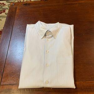 giorgio armani long sleeve dress shirt